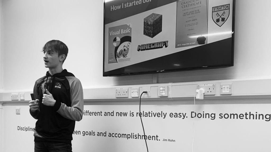 Scott Hiett on Digital Leadership